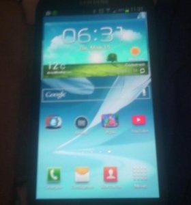 Продам телефон Samsung galaxy not 2