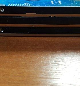 3 жестких диска по 500Gb