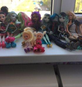 Куклы!
