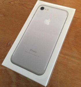Продам Iphone 7 128gb Silver