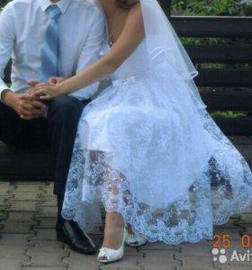 Платье свадебное 42-44-46
