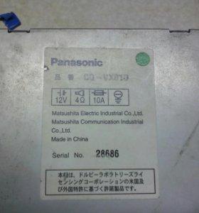 Магнитола Panasonic