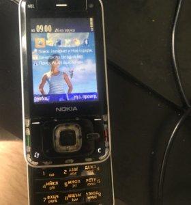 Телефон Нокиа н 81