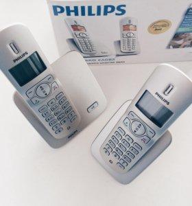 Новый комплект телефонов
