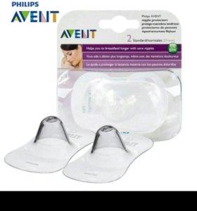 Новые защитные накладки на грудь AVENT