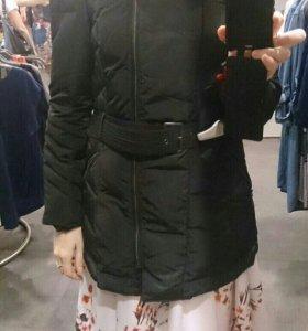 Новая Зимняя куртка promod