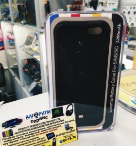 Чехол-аккумулятор для IPhone 5/5s/5c/SE