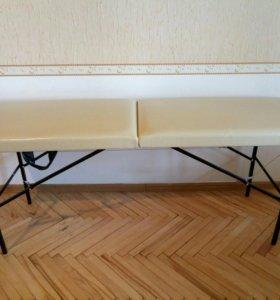 Массажный стол. Кушетка косметологическая