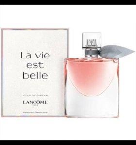 Продажа/обмен  Духи Lancôme la vie est belle 50 мл