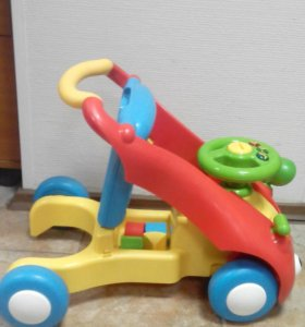Машинка ходунок каталка ELC