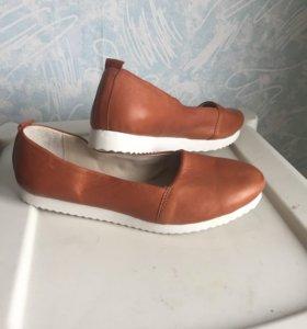 Туфли новые р39-40