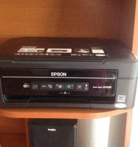 Мфу Epson sx235w