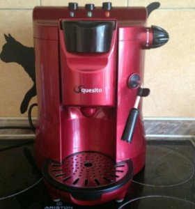 Кофемашина капсульная Squesito Rotonda
