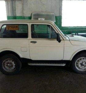 ВАЗ 21213 1996г.