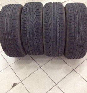 Зимние шины Pirelli Sottozero RunFlat 225/55/17