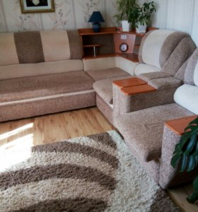 Угловой диван+кресло