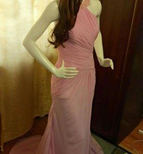 Новое вечернее платье в пол 42-44 р-р