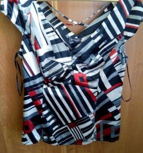 Блузка,размер 48-50