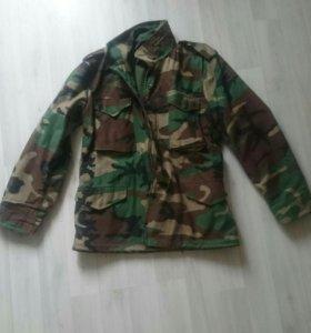 Куртка мужская военная М-52