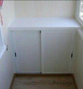 Окна, балконы, ремонт