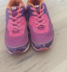 Кроссовки для девочки 31 размер Демикс