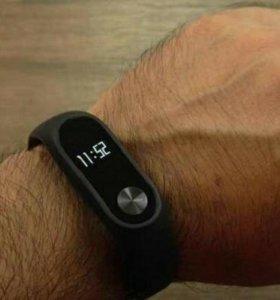 Фитнес часы Mi Band 2, новые