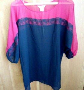 Блузка,размер 50