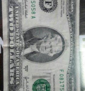 2 долларс