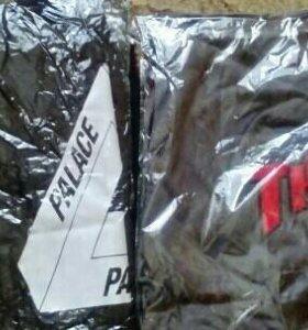 Thrasher,palace футболки