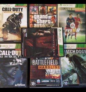 Диски Xbox 360 прошитые Lt-3.0