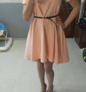 Элегантное платье , можно беременным