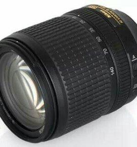 Nikon DX VR AF-S Nikkor 18-140mm 1:3.5-5.6G