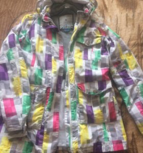 Куртка демисезонная фирменная