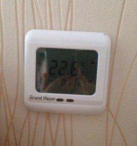 Терморегулятор сенсорный