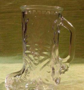 Декоративный бокал, кружка для пива.