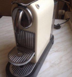 Кофемашина NESPRESSO Type D110