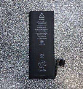 IPhone 5s/5c аккумулятор