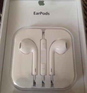 Наушники EarPod's