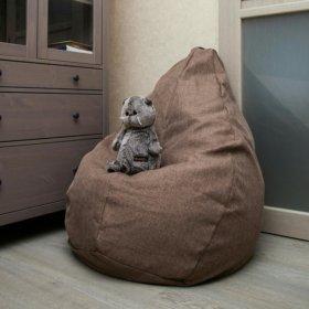 Пуф, кресло, кресло-мешок, бескаркасная мебель