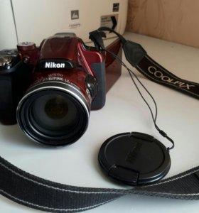 Фотоаппарат Nicon CoolpixP600