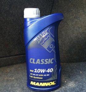 Моторное масло MANNOL classic