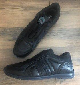 Новые мужские кроссовки Baldinini