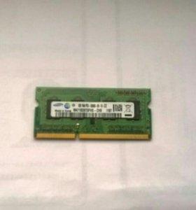 Ddr3 1 gb для ноутбука