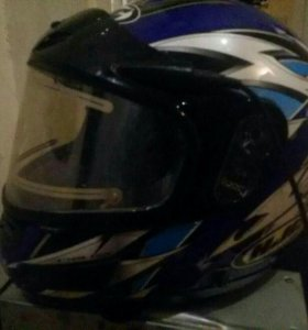 Шлем с подогревом