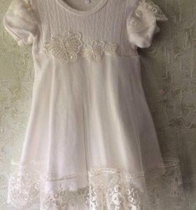 Платье для девочки 62-р