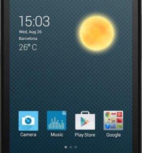 Телефон Alcatel one touch pixi