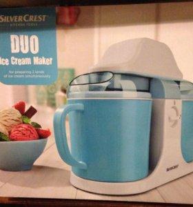 Автомат для приготовления домашнего мороженого