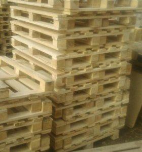 Поддоны деревянные 100х120