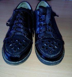 Ботинки 32 размер