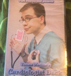 Карточный трюк Cardiologist deck